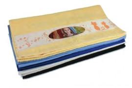 Serviette en coton 400 gr/m² 30 x 50 cm