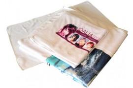 Serviette de bain en tissu éponge microfibre 30 x 50 cm (vendu à l'unité)