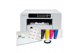 Pack imprimante sublimation Sawgrass Virtuoso A4 SG 500 + Kit d'installation starter