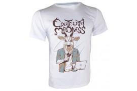 Tee-shirt Royal blanc 140 gr/m² adulte pour sublimation S à XXL