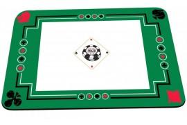 Tapis de jeu blanc