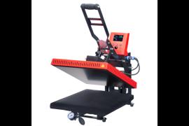 Presse semi-automatique Secabo TC-7 à membrane 40 x 50 cm