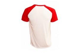 Tee-shirt bicolore manches courtes