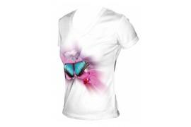 Pack 10 tee-shirts sublimation femmes avec tailles au choix
