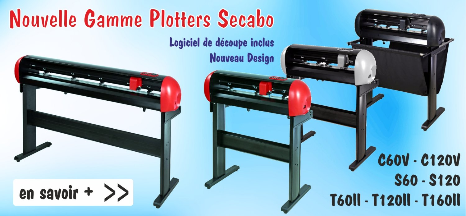 Plotters Secabo