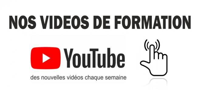 Vidéos de formation